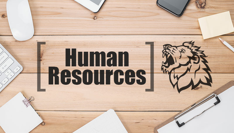Human Resources Announces New Hires