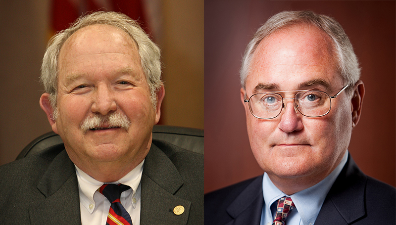 Rosenberg, Gipson appointed to Board of Governors