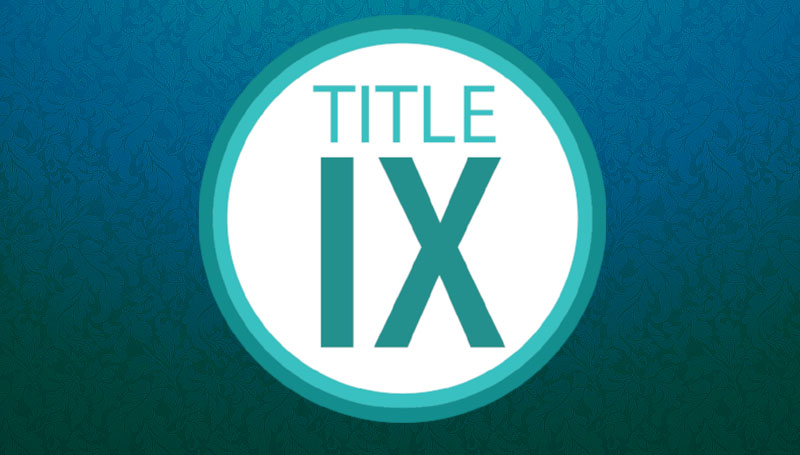 Title IX training available live and online