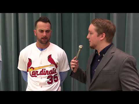 Student Interviews with Cardinals Airing on Newsmakers