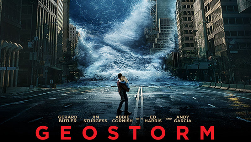 'Geostorm' to screen Feb. 8-9