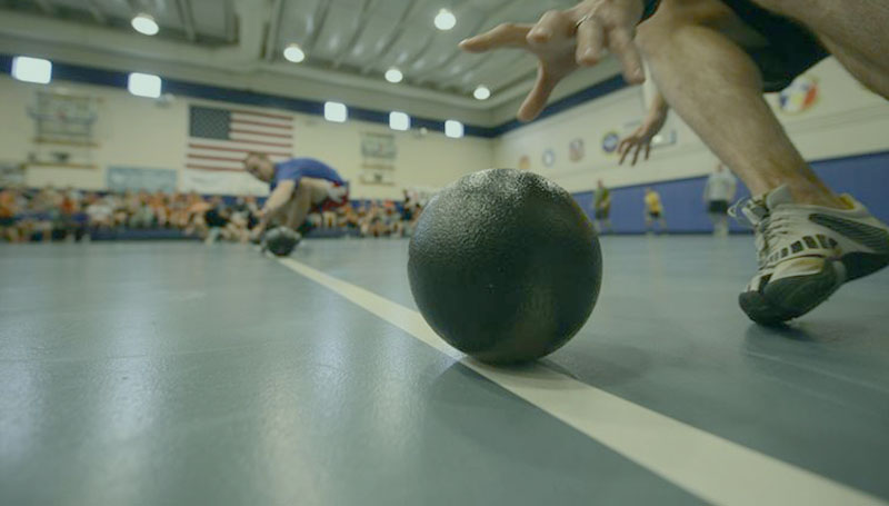 Radiology Club offers dodgeball fundraiser