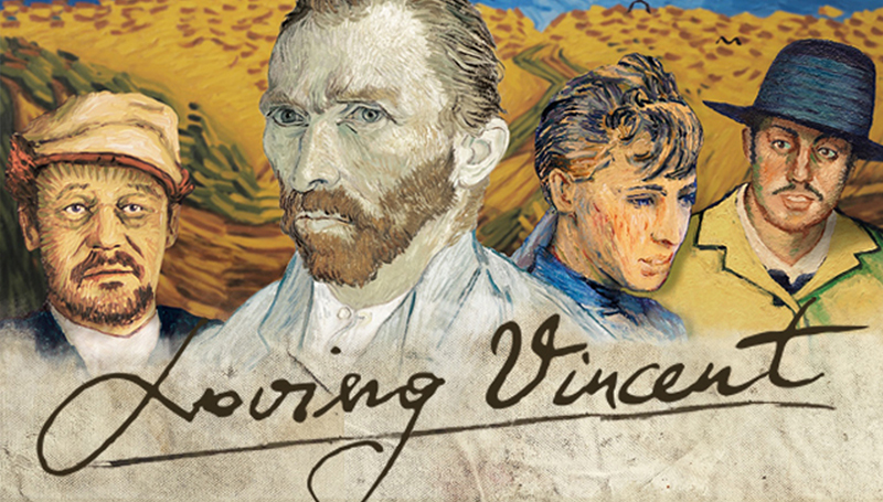 'Loving Vincent' screening set for Feb. 20