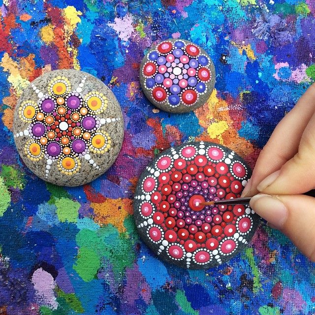 Spiva to offer rock-painting workshop