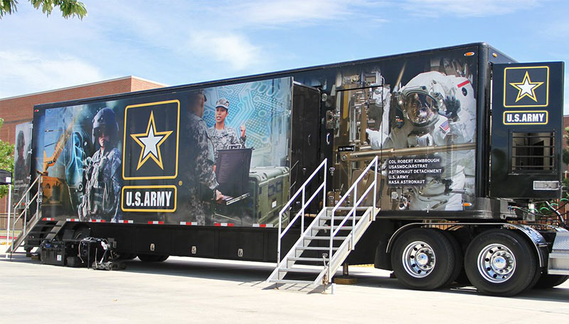 Army to bring STEM Truck to campus Feb. 19