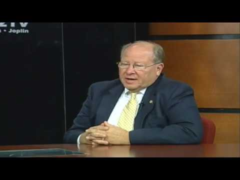 Joplin Mayor Featured on Newsmakers
