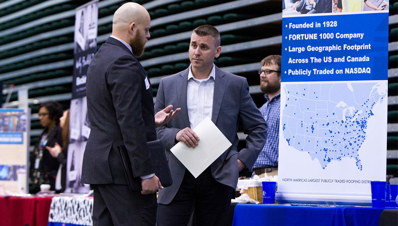 Spring Career Fair set for April 4