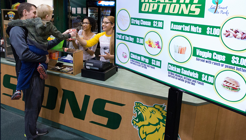 Research project leads to healthy options at MSSU concession stands