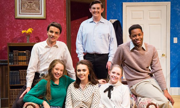 "Southern Theatre will present ""How the Other Half Loves"""