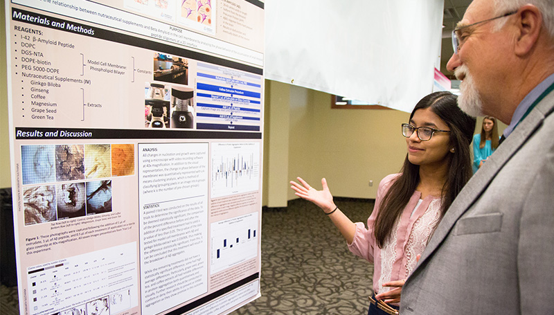 Students to showcase work during 2018 Research Symposium