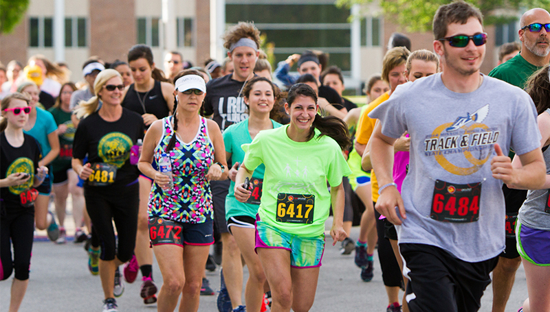 Registration open for Run With the Pride 5K