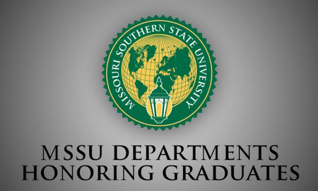 MSSU departments honoring graduates