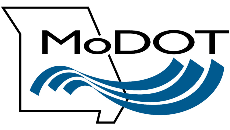 MoDOT sidewalk project underway