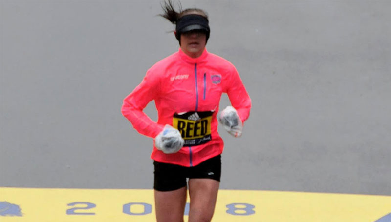 MOSO alum finishes eighth in Boston Marathon