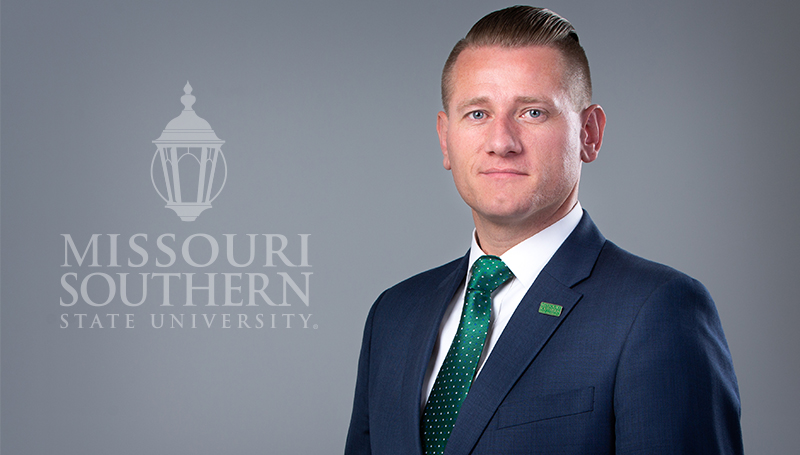 MSSU names Michael Sanders as Dean of Admissions