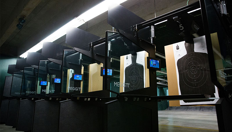 Law Enforcement firing range receives major upgrade