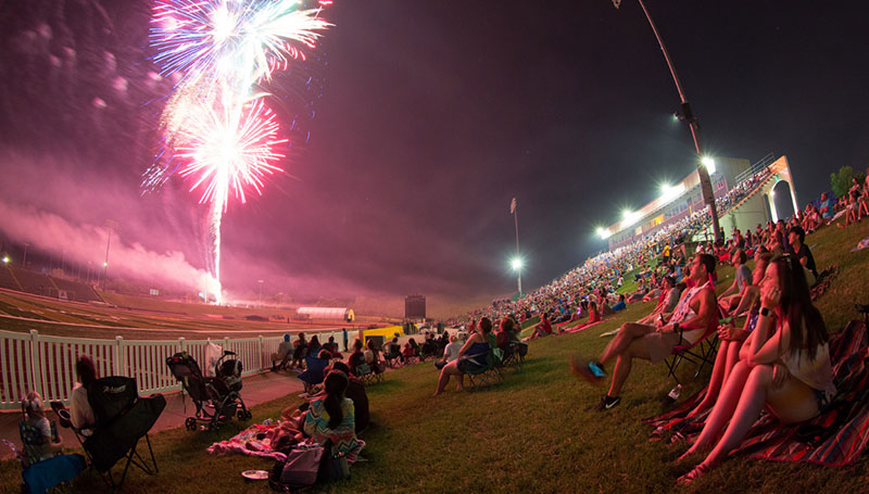 A real blast: Fourth of July event gets positive response from organizers