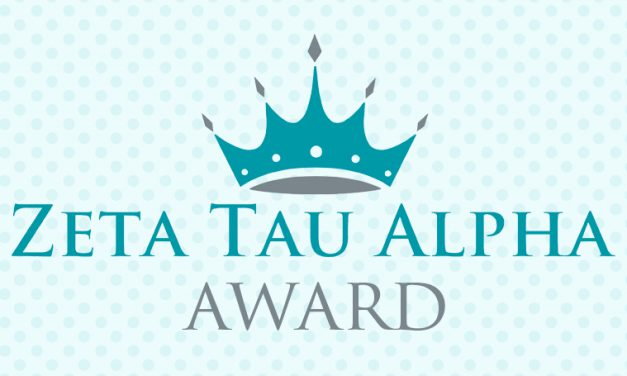 Zeta Tau Alpha chapter gains national recognition