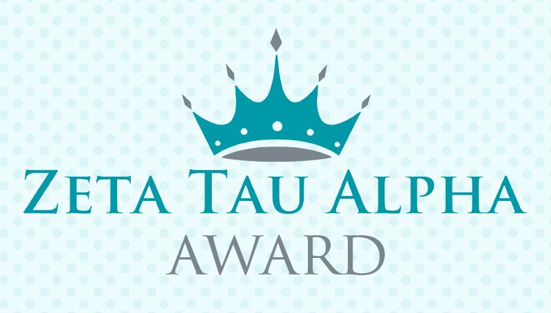 Zeta Tau Alpha chapter gains national recognition