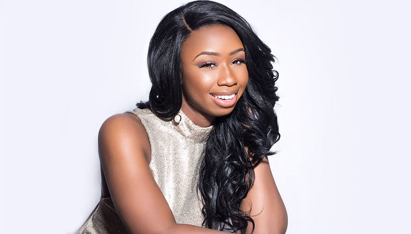 Making an impact: Ashli Turner, '12, to compete in Miss Black USA pageant