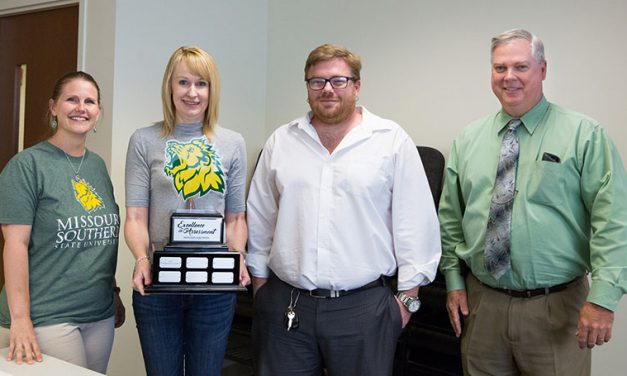 Student Success Center receives assessment award