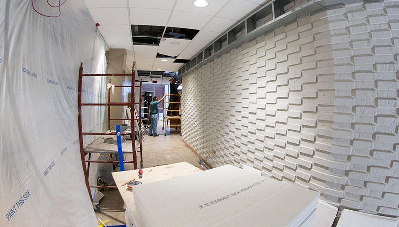 Cornell Auditorium receiving state-of-the-art upgrades