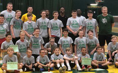 Men's Basketball Announces Little Lions Camp