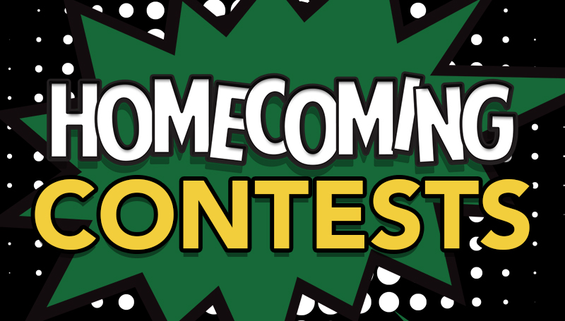Departments, RSOs to team for Homecoming contest