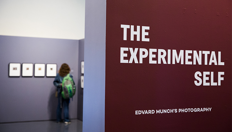 Munch's 'Experimental Self' exhibition comes to Missouri Southern