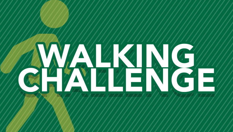 Wellness Committee offers walking challenge