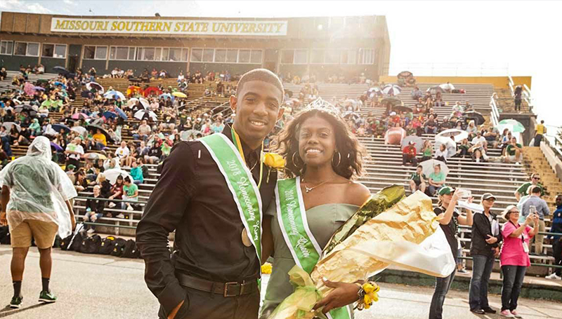 Homecoming contest, royalty winners announced