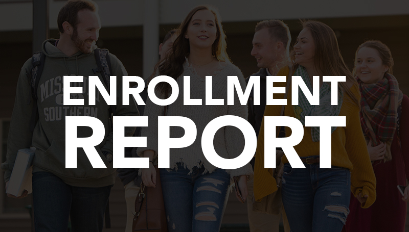 Dual Credit students, freshman international students see increases in official Fall Enrollment report