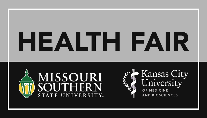 MSSU and KCU students to team for health fair