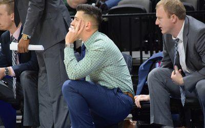 Sam McMahon Elevated To Associate Head Basketball Coach