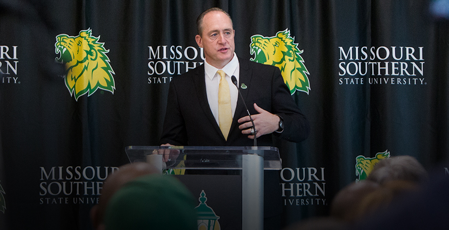 Missouri Southern Names Jeff Sims New Head Football Coach