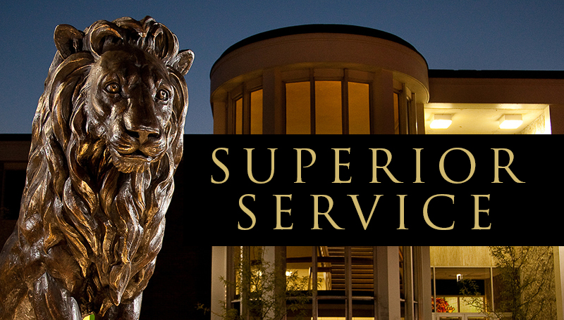 Nominees sought for Superior Service Award