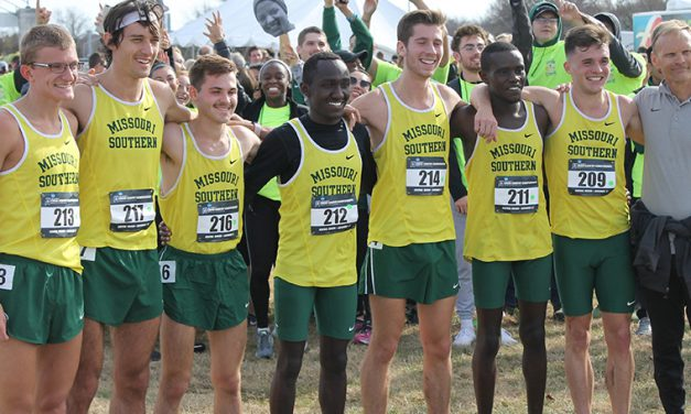 Burnham, Kimutai Earn Regional Awards