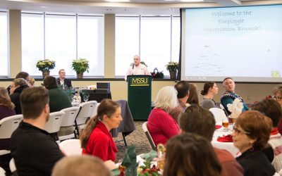 Reservations due for annual staff appreciation brunch