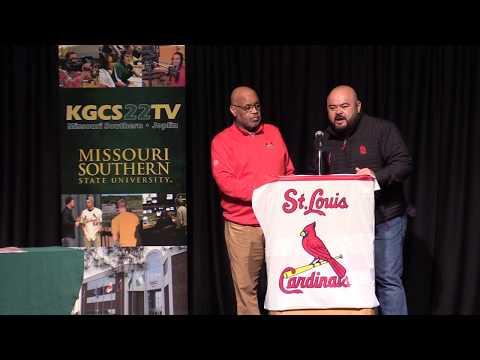 Cardinals Caravan Airs on KGCS-TV