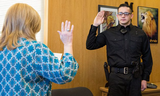 Springfield officers join University Police Department