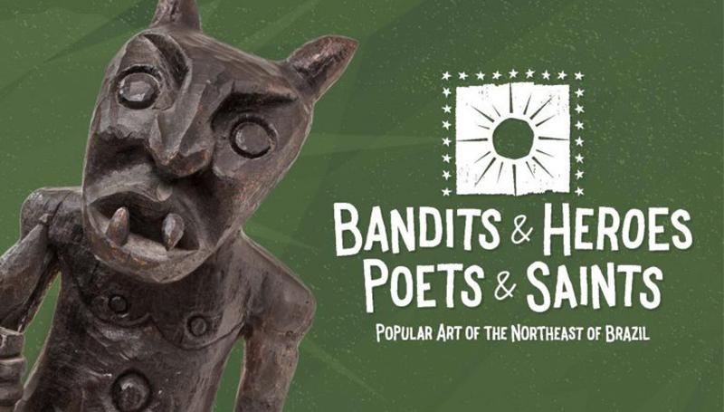 'Bandits & Heroes' exhibit to showcase popular art of Brazil