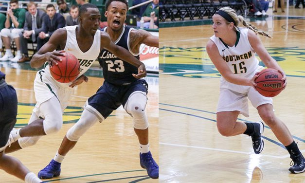 MSSU Basketball Celebrates Player Milestones