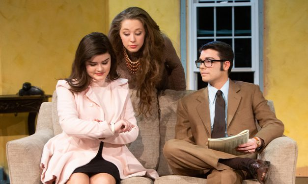 Neil Simon's 'Plaza Suite' set for Feb. 20-23