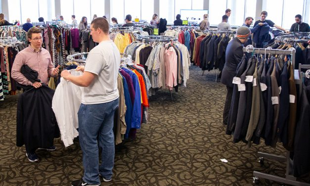 Event allows students to Dress to Impress