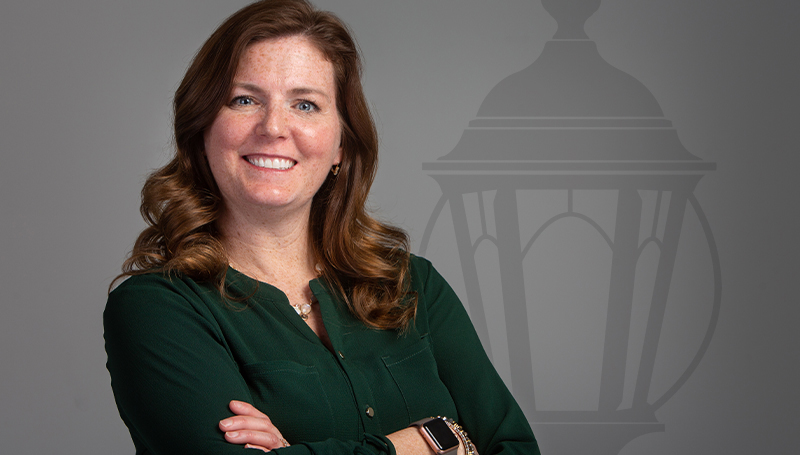 Heather Lesmeister named Director of University Relations & Marketing