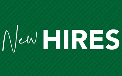 Recent hires announced by HR