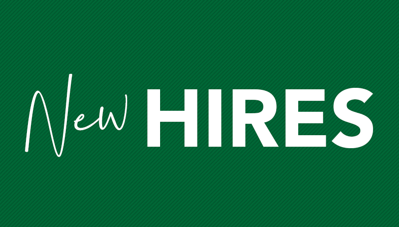HR announces new hires