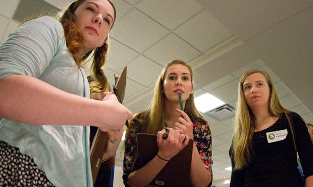MSSU hosts annual Regional Science Fair