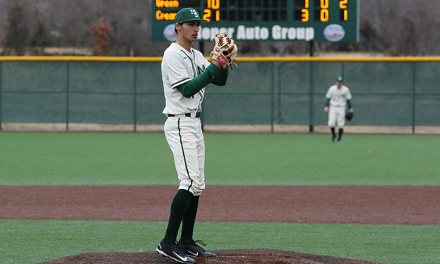 Zach Parish Named MIAA Co-Pitcher of the Week