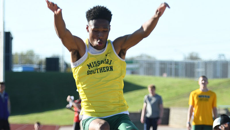 No. 12 Men's Track Win Four Events At Missouri S&T